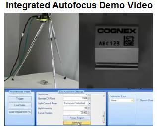 Autofocus video