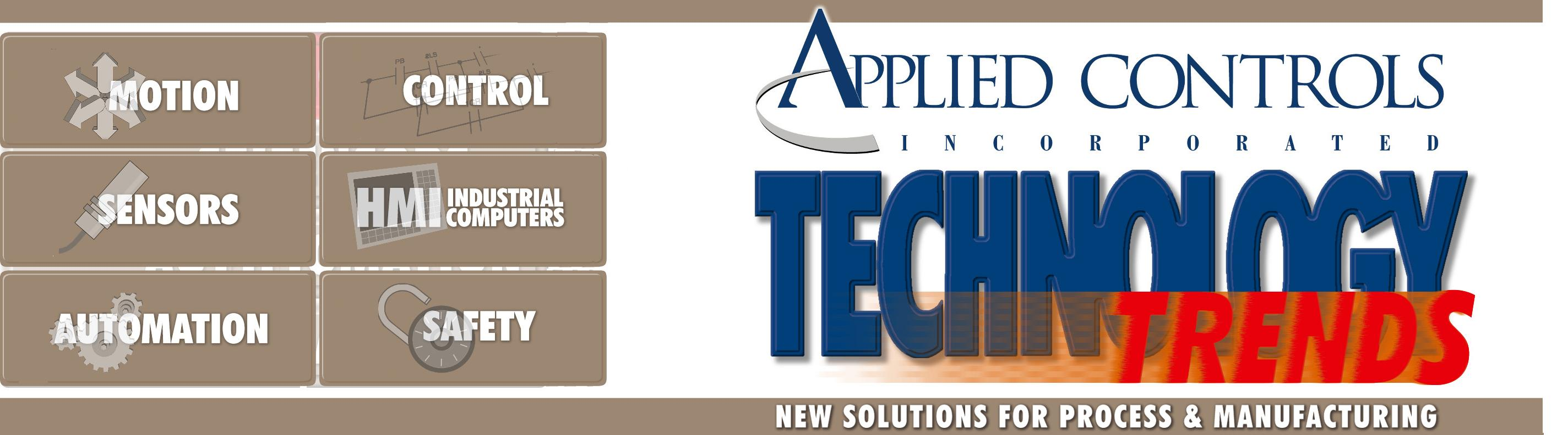 Applied Controls Technology Trends
